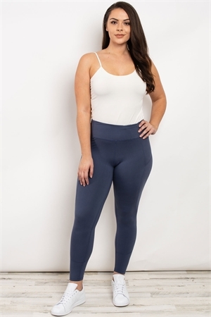 S19-9-2-L1080X BLUE DENIM PLUS SIZE LEGGINGS 3-2-2