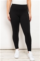 S12-12-1-L1080X BLACK PLUS SIZE LEGGINGS 2-2-2