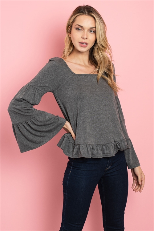 S12-4-1-T24756 CHARCOAL TOP 2-2-2