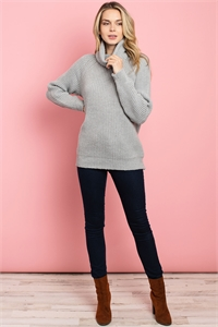 S14-12-2-S3677 GRAY SWEATER 3-2-2