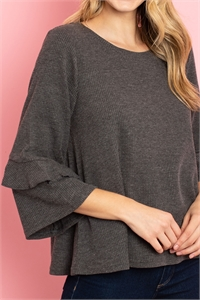 S6-2-1-T14268 CHARCOAL TOP 2-2-2