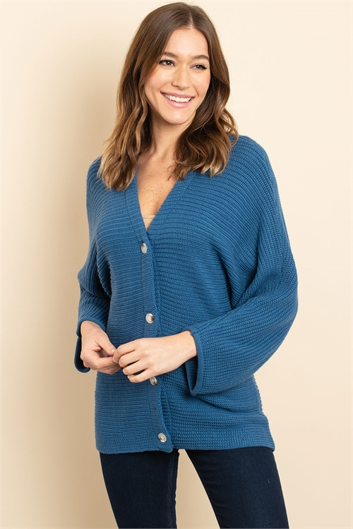 S15-12-3-S2257 BLUE SWEATER 2-3
