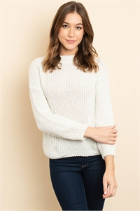 S9-12-1-S3961 OFF WHITE SWEATER 2-2-2