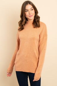 S11-3-3-S3423 PEACH SWEATER 2-2-2