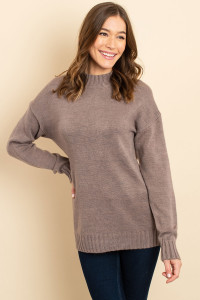S16-12-1-S3423 GRAY SWEATER 3-2-1