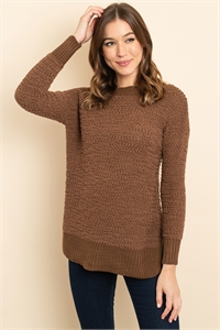 S16-11-2-S3464 BROWN SWEATER 4-3