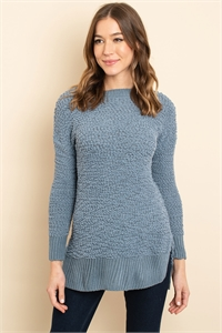 S16-11-1-S3464 BLUE SWEATER 3-2-2