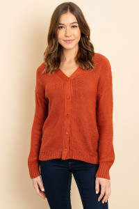 S25-8-1-S3248 RUST SWEATER 2-2-2