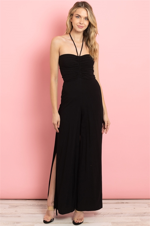 S11-6-1-J5004 BLACK JUMPSUIT 1-3