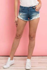 S11-7-3-S159 DENIM SHORTS 2-1-1