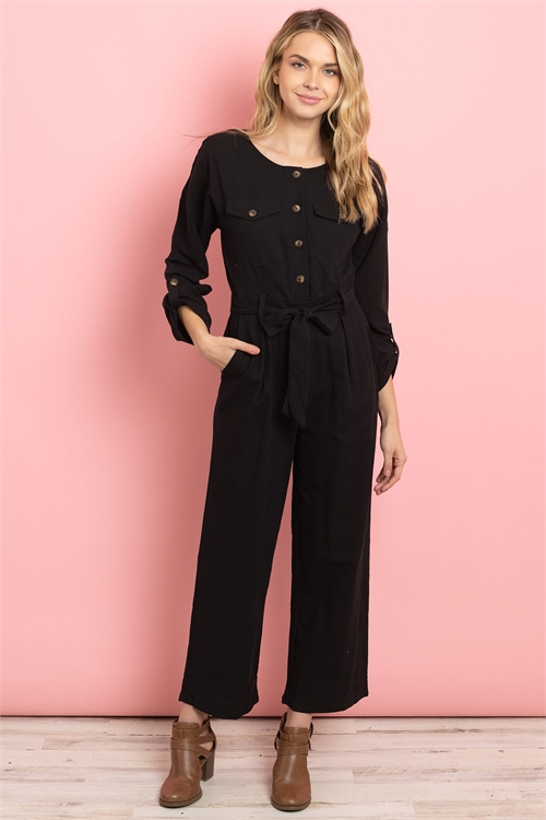 S17-6-3-J71601 BLACK JUMPSUIT 1-1-1
