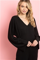 SA4-5-1-J71608 BLACK JUMPSUIT 2-2-2