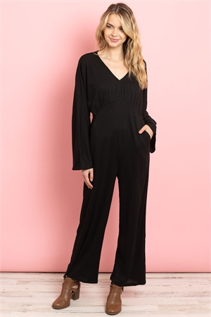 S16-8-1-J71608 BLACK JUMPSUIT 2-3