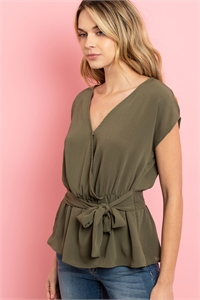 S16-9-3-T8322 OLIVE TOP 2-2