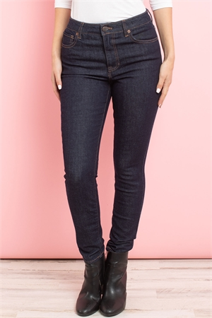 S8-14-1-J2001045 DARK DENIM JEANS 1-1-2-2-1-1