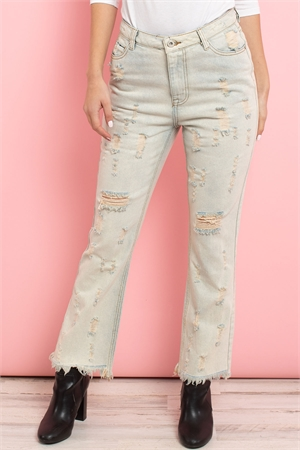 SA4-0-1-J1447 LIGHT DENIM JEANS 3-2-1