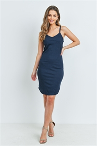 C56-A-1-D7737 NAVY STRIPES DRESS 5-3
