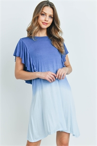 S10-13-3-D20630 INDIGO BLUE DRESS 2-2-2