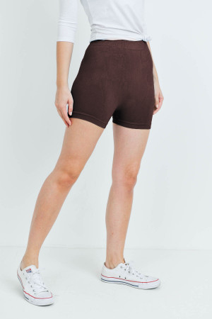S14-11-3-FABS011921 BROWN SHORTS / 10PCS
