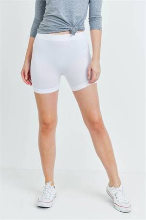 S14-10-1-FABS011921 WHITE SHORTS / 10PCS