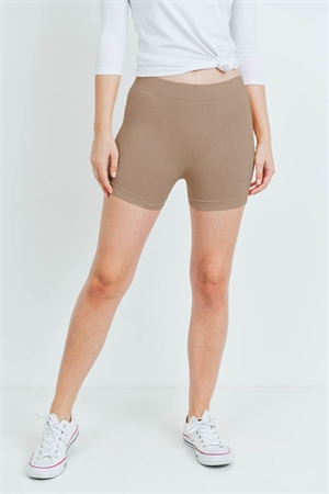 S14-10-1-FABS011921 MOCHA SHORTS / 10PCS