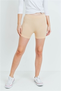 S14-8-3-FABS011921 CREAM SHORTS / 10PCS