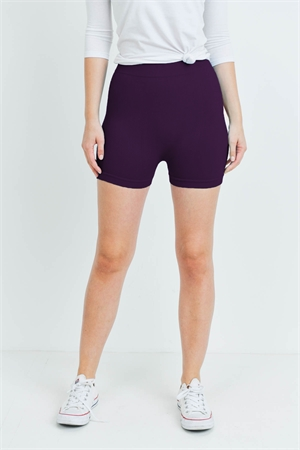 S14-9-2-FABS011921 PURPLE SHORTS / 10PCS