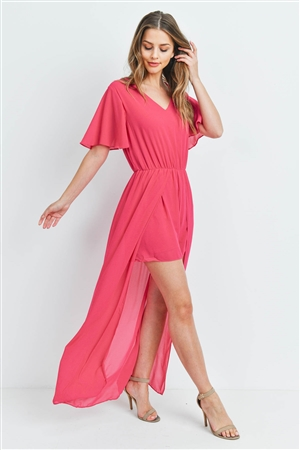 S10-14-3-MD359 FUCHSIA DRESS 2-2-2