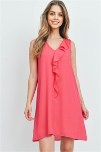 C6-A-1-D4038 FUCHSIA DRESS 2-2-2-1