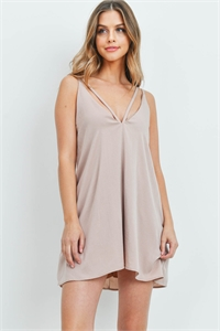 C24-A-3-D2783 - TAUPE DRESS 3-2-1