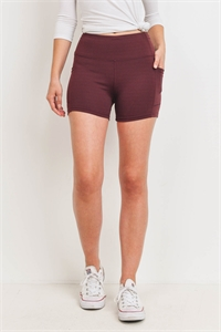 S11-13-4-S7001 BROWN SHORTS 2-2-2