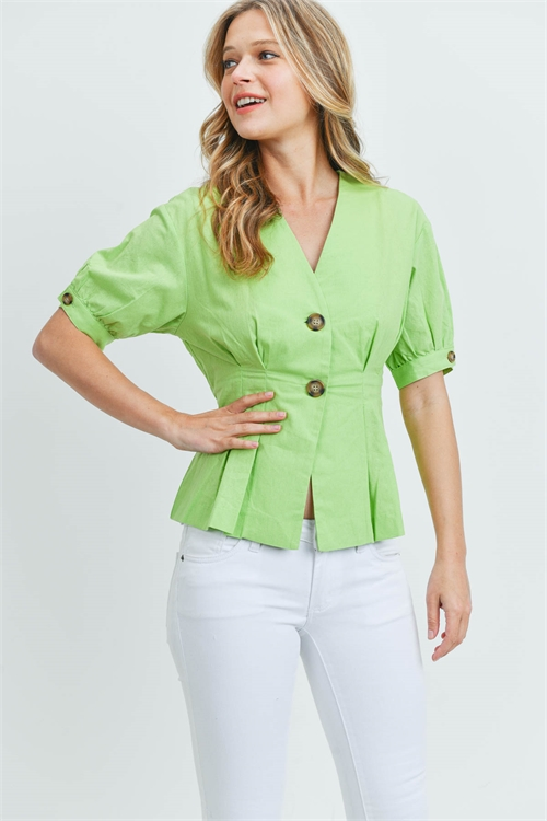 S11-7-2-T7080 LIME TOP 2-2-2