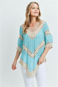 S13-1-3-T1803 TURQUOISE TOP 3-3