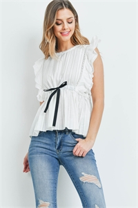 S14-12-4-T25420 OFF WHITE TOP 2-2-2