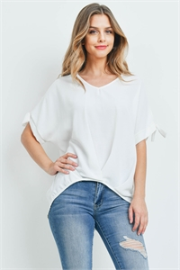 C42-A-1-T3958 OFF WHITE TOP 3-2-1