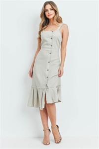 S8-10-4-D00755 TAUPE DRESS 1-2-2-1