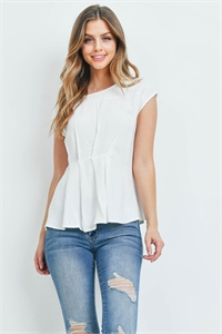 S10-7-2-T00992 OFF WHITE TOP 1-2-2-1