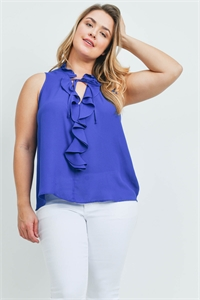 S15-9-3-T9949X ROYAL PLUS SIZE TOP 3-2-2