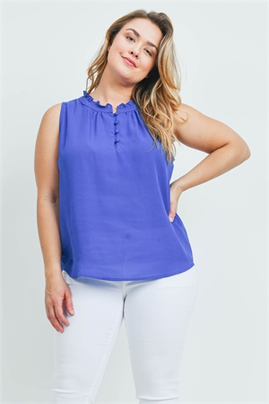 SA4-000-4-T9569X ROYAL PLUS SIZE TOP 2-2-2