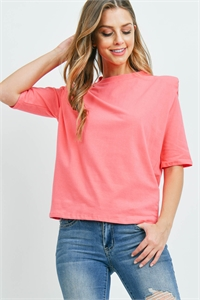 C20-B-2-WT2366 CORAL TOP 2-2-2