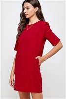 C42-A-1-WD4366 RED DRESS 2-2-2