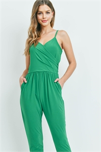 S7-3-2-J2339 KELLY GREEN JUMPSUIT 2-2-2