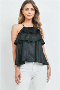 S5-8-2-T2906 BLACK DOT TOP 2-2-2