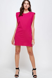 C22-A-1-WD4335 FUCHSIA DRESS 1-2-2