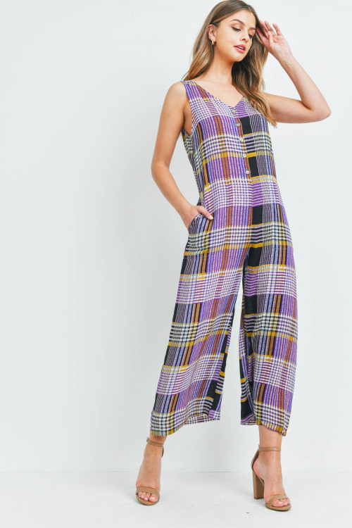 S9-3-1-J10767 PURPLE MUSTARD JUMPSUIT 2-2-2