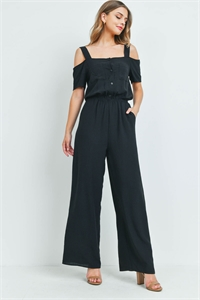 S11-5-2-J9457 BLACK JUMPSUIT 2-2-2