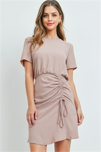 S14-11-2-D8166 TAUPE DRESS 3-2-3