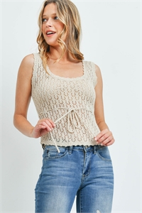 S11-18-4-T4023 TAUPE TOP 3-2-1