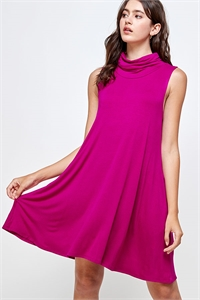 C90-A-2-WD4333 FUCHSIA DRESS 2-2-2