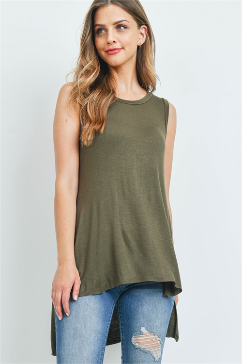 C56-A-2-T4921 OLIVE TOP 2-2-2